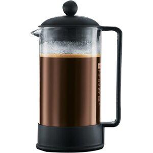 Brazil French Press Shatterproof Coffee Maker