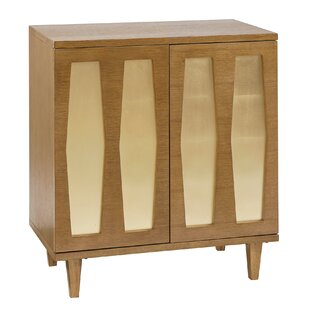 Paniagua 2 Door Accent Cabinet by Bloomsbury Market
