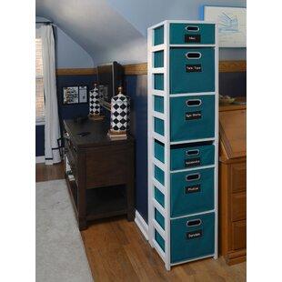Rebrilliant Belue Standard Bookcase