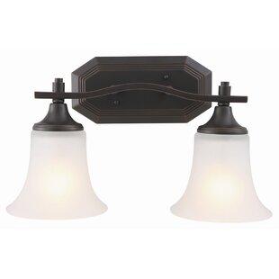Design House Juneau 2-Light Vanity Light