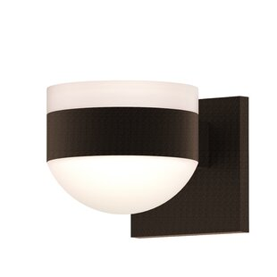 Great Price Algarin 2-Light LED Outdoor Armed Sconce By Latitude Run