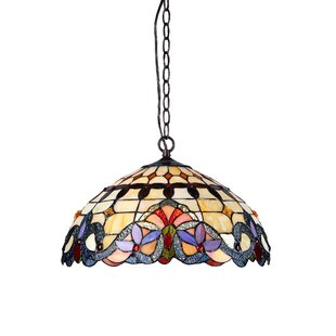 Bargain Laurie 2-Light Bowl Pendant By Astoria Grand