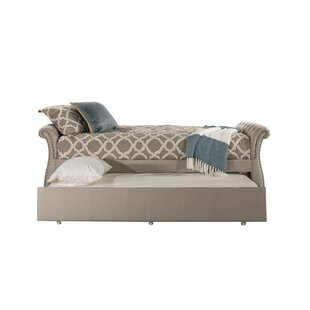 Hunter Backless Daybed with Trundle