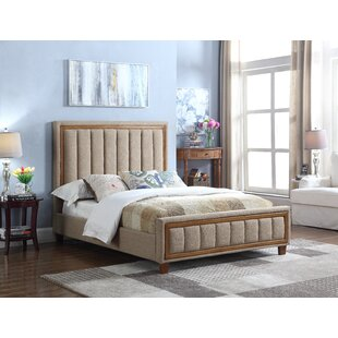Lesser Upholstered Bed Frame By Canora Grey