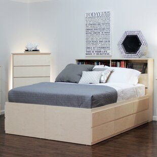 Platform Bed by Gothic Furniture