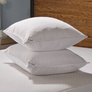 Posturepedic Allergy Protection Pillow Encasement (Set of 2) by Sealy