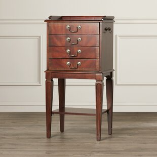 Beddington 4 Drawer Chest by Astoria Grand