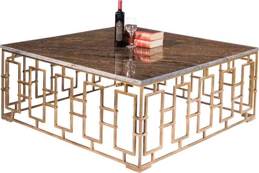 Buying Square Coffee Table By Sarreid Ltd Searching For
