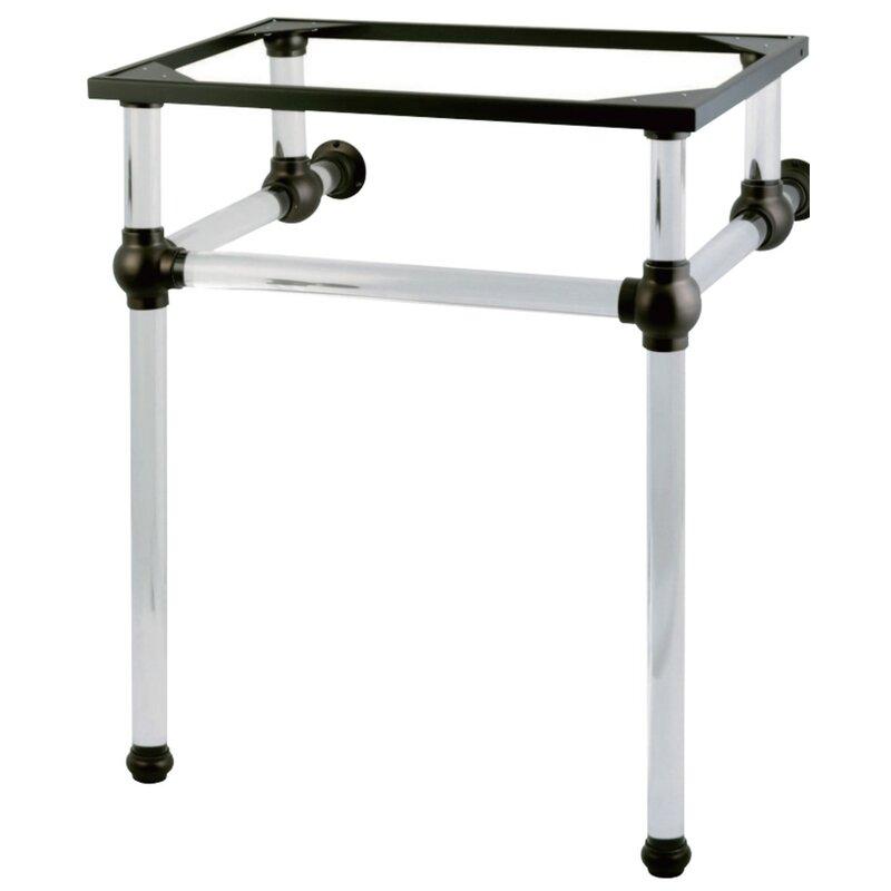 Kingston Brass Templeton Fauceture Console Sink Holder Wayfair