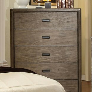 Foundry Select Blythewood Wood 5 Drawer Chest