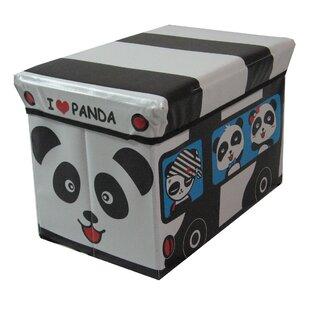 Great deal Children's Panda Folding Storage Bin ByNOYA USA