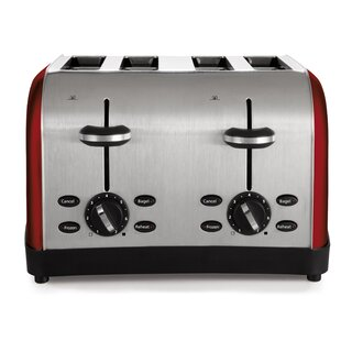 4 Slice Toaster (Set of 2)