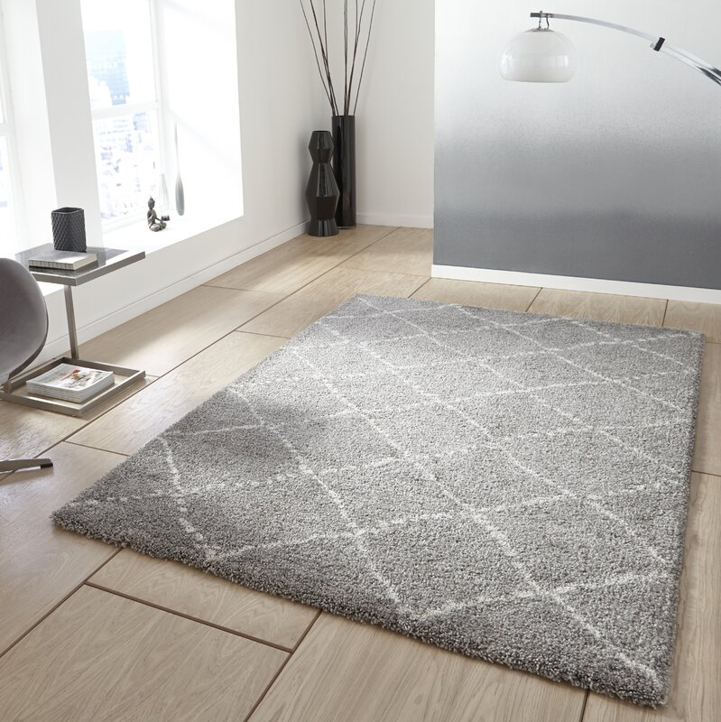 Le House Rugs Nh30782 In Grey Yellow Uk Delivery The