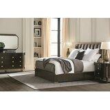 Say Good Night Upholstered Sleigh Bed by Caracole Classic