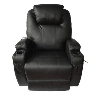 Reclining Full Body Massage Chair by Red Barrel Studio