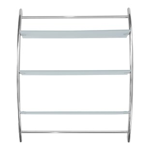 Borges 57cm X 71cm Bathroom Shelf By Metro Lane