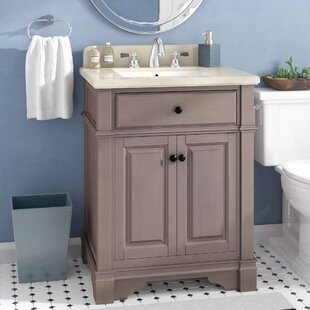 Gerhard 28 Single Bathroom Vanity by Three Posts