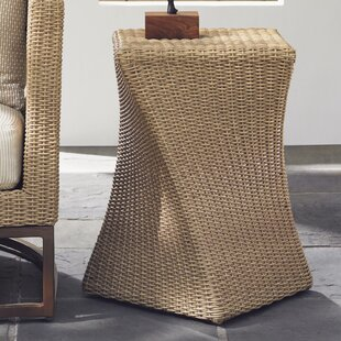 Purchase Aviano Wicker Rattan Side Table Buy & Reviews