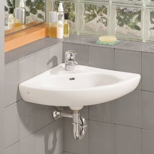 Save To Idea Board Cheviot Products Vitreous China 23 Corner Bathroom Sink