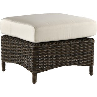 Satterwhite Ottoman with Cushion by Bloomsbury Market