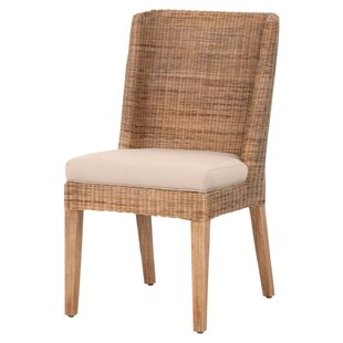 Cuyler Upholstered Dining Chair (Set of 2) by Rosecliff Heights
