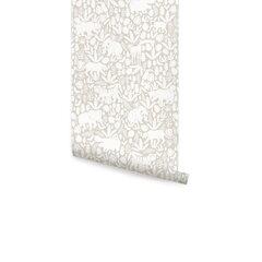 Jungle Savannah Self Adhesive Wallpaper You Ll Love In 2020 Wayfair