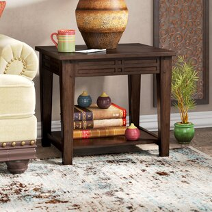 Sayre End Table by World Menagerie