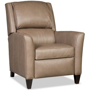 Roswell 3-Way Leather Manual Recliner Bradington-Young
