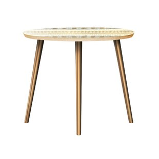Hulett End Table By Bungalow Rose