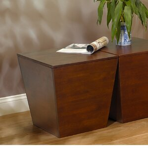 Farnham End Table With Storage..