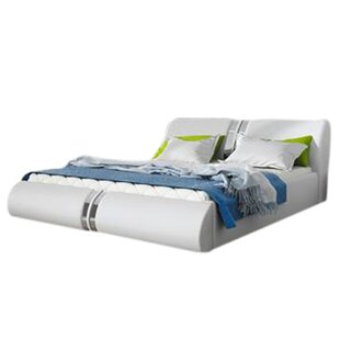 Tatianina Upholstered Platform Bed with Mattress