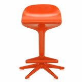 Spoon Stool- Adjustable Height & Swivel by Kartell