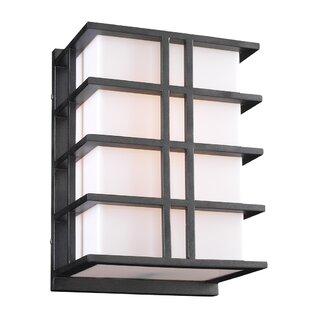 Savings Neary 2-Light Outdoor Bulkhead Light By Latitude Run
