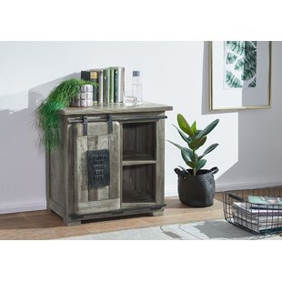 Railway 2 Drawer Combi Chest By Massivmoebel24