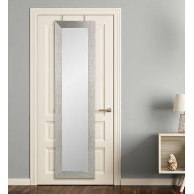 BrandtWorksLLC Modern & Contemporary Accent Mirror Finish: Silver