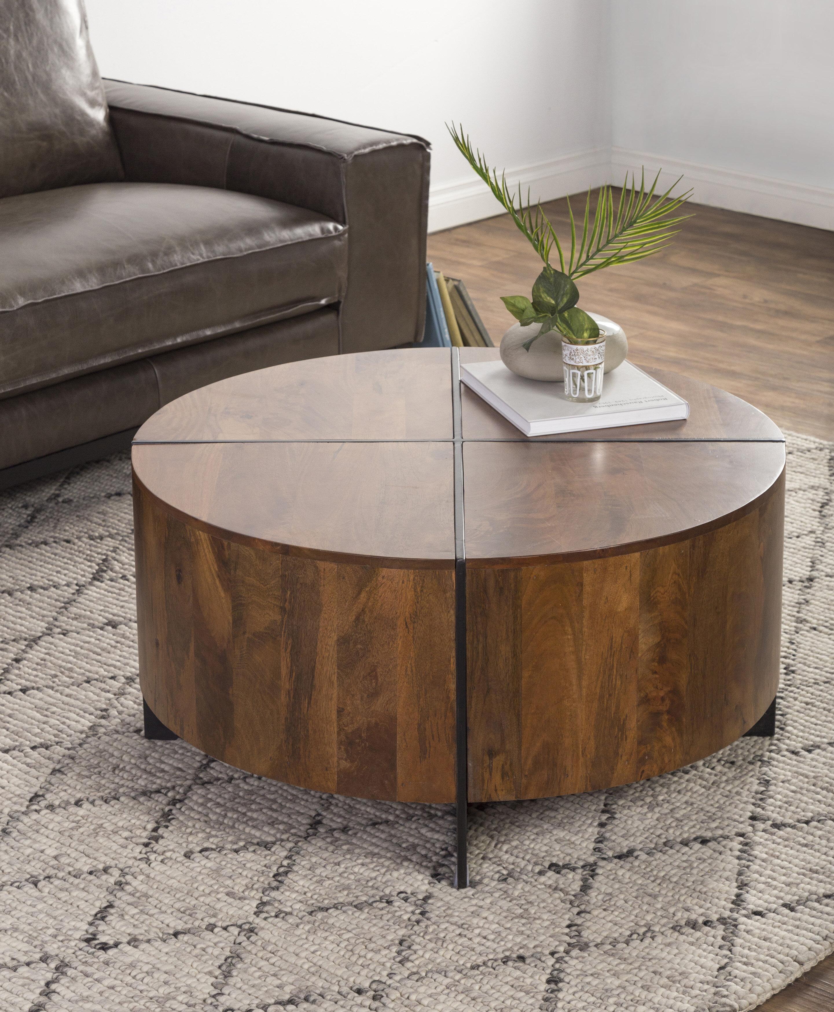 36 inch coffee table wayfair