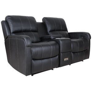 Reclining Loveseat by Attraction Design Home