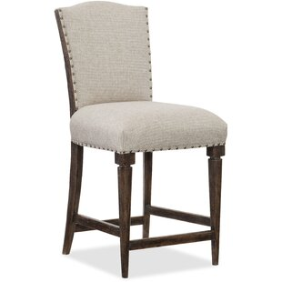 Roslyn County Deconstructed 26.25 Bar Stool by Hooker Furniture