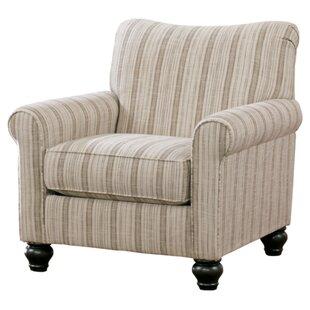 Zaylee Armchair by Gracie Oaks