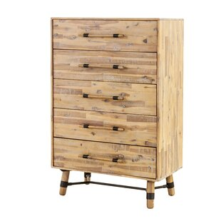 Mistana Treyton 5 Drawer Chest Image