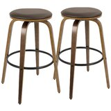 Harvey Counter & Bar Swivel Stool (Set of 2) by Corrigan Studio®