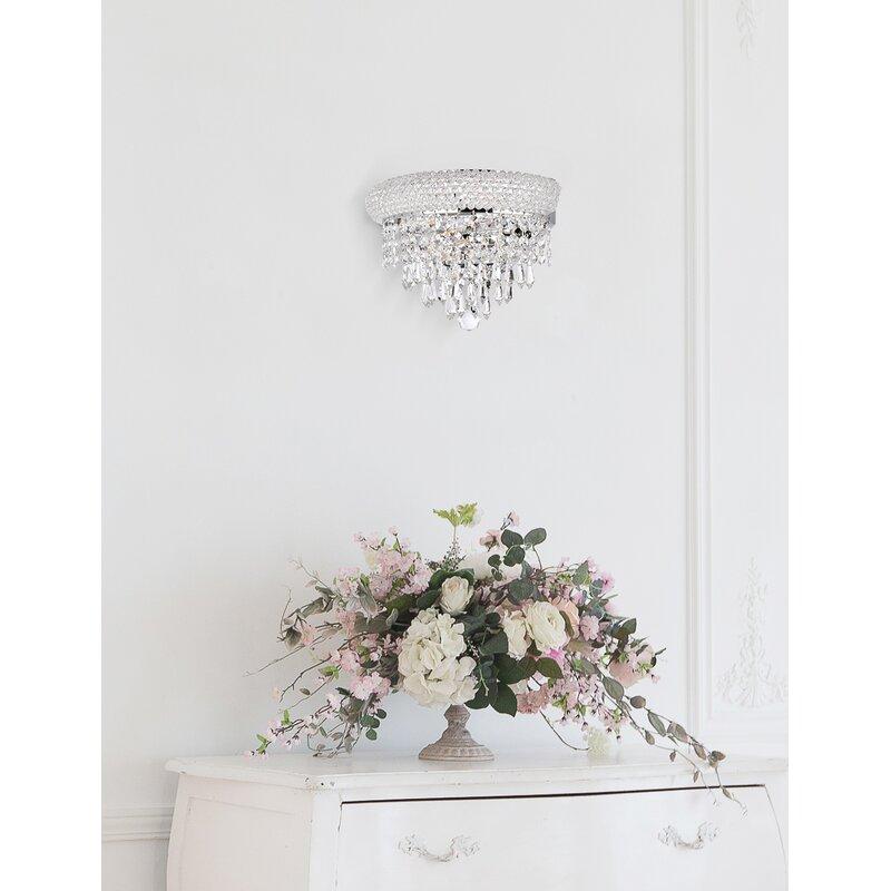 Willa Arlo Interiors Jessenia 1 Light Flush Mount Reviews Wayfair