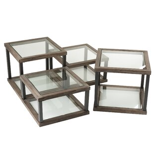 Worceer 4 Piece Coffee Table Set By Williston Forge