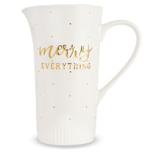 Merry Everything 54 Oz. Pitcher