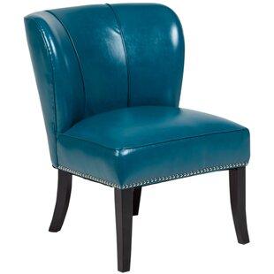 Charlton Home Townville Slipper Chair