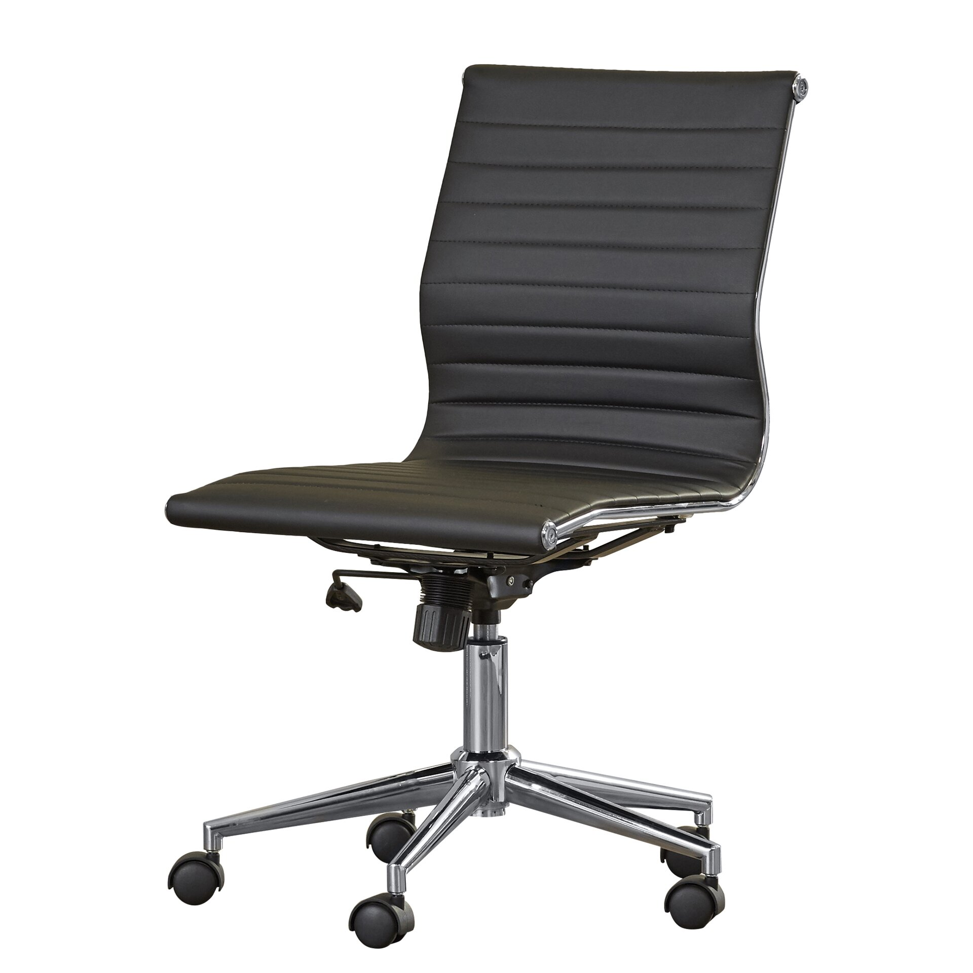 Find The Best Leather Office Chairs Wayfair