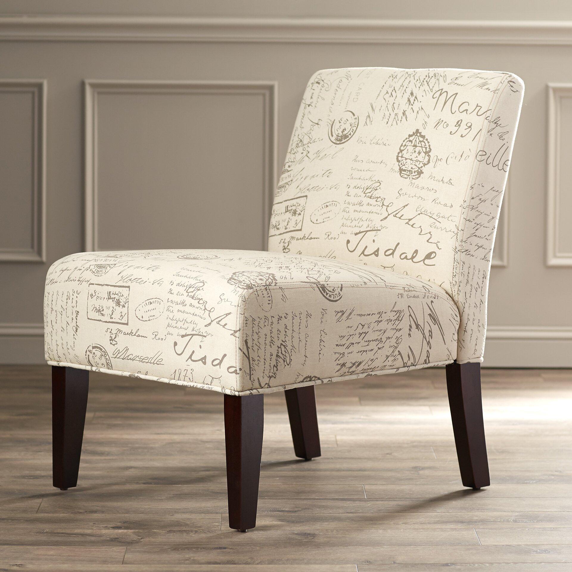 salkin slipper chair - Slipper Chairs