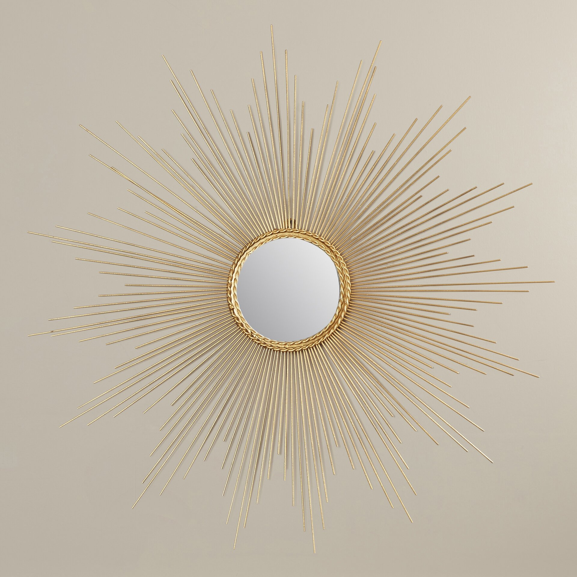 House Of Hampton Tobley Wall Mirror  Reviews Wayfair -  fort lauderdale bathroom mirror light