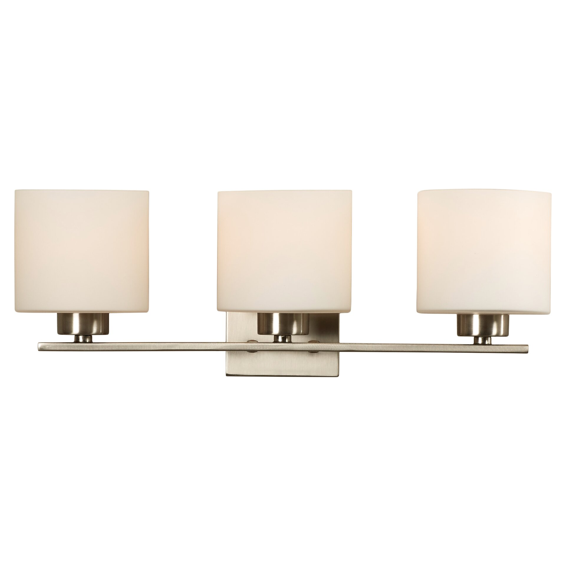 Latitude Run Carswell 3-Light Vanity Light & Reviews Wayfair.ca