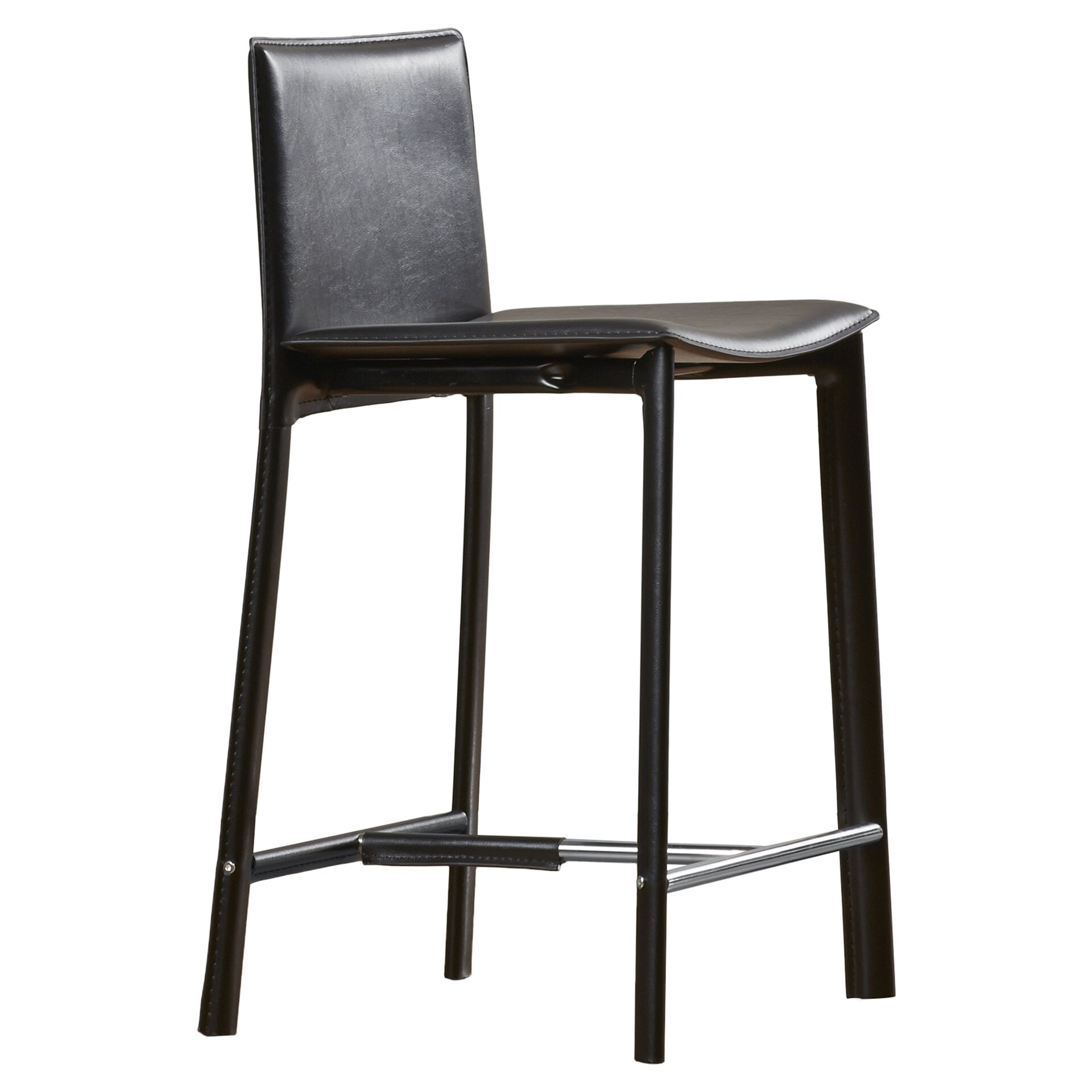 Wade Logan Tripp 24 Quot Bar Stool Amp Reviews Wayfair Ca